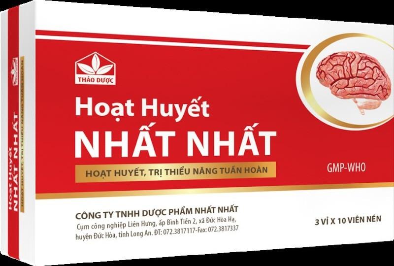 "Lum xum 12 thuoc ho tro tri COVID-19: Lat ""phot"" Cong ty Nhat Nhat"