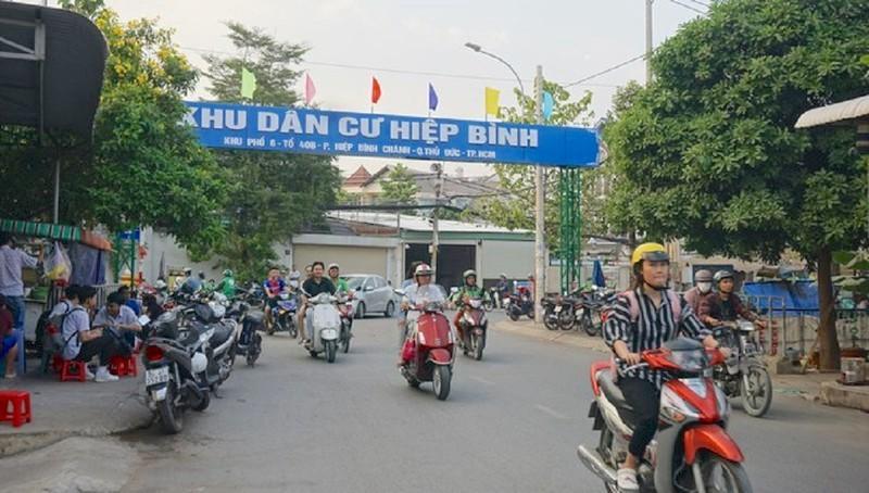 KDC Hiep Binh Chanh lien quan gi Giam doc Cty Dai Hai bi bat?
