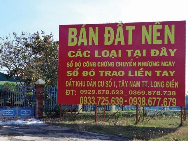 Du an KDC so 1 Tay Nam dinh liu gi giam doc Cty Thu Ha bi truy na?-Hinh-2