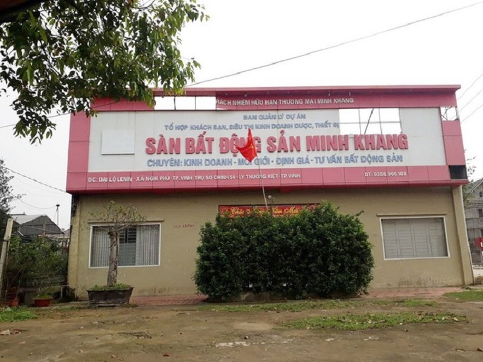 Ho so Cty Thuong Mai Minh Khang cham nop hon 69 ty dong thue