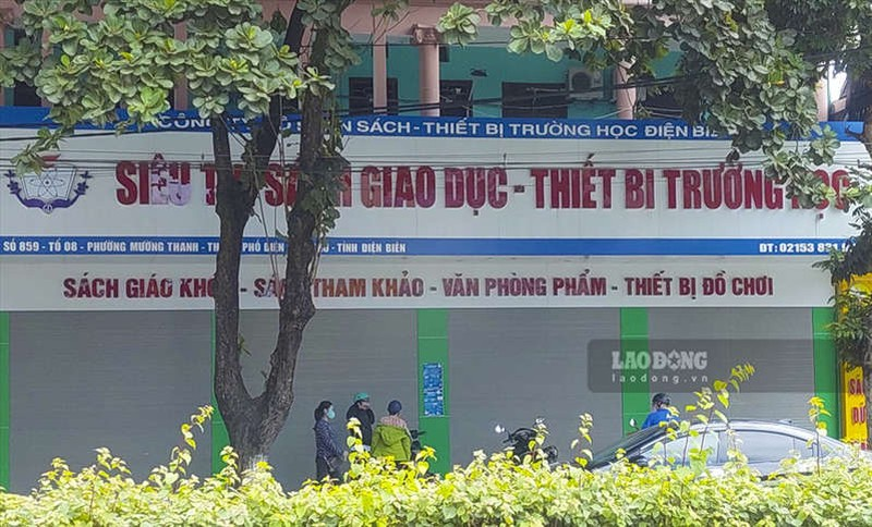 "Cty ""dinh liu"" vu Giam doc So GDDT Dien Bien bi bat trung goi thau nao?-Hinh-2"