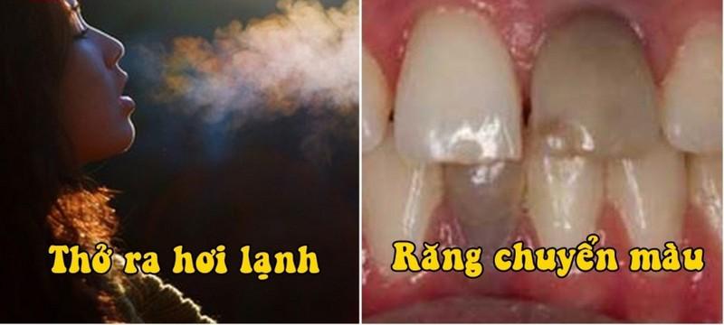 10 dau hieu tren co the canh bao ban sap gap chuyen chang lanh