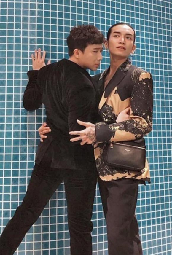 Chi mot dong thai, BB Tran lam ro moi quan he voi Tran Thanh-Hinh-2