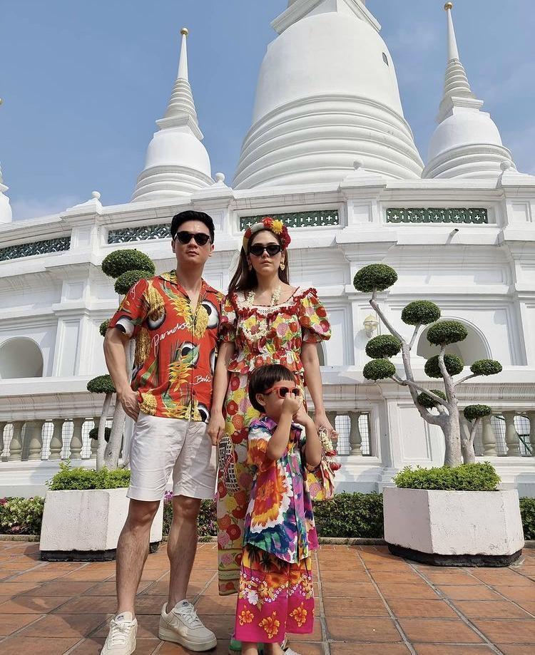 """""""Me 3 con"""" Chompoo Araya xung danh my nhan dep nhat Thai Lan-Hinh-9"""