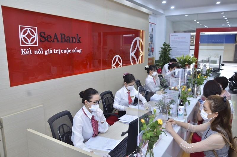 Truoc khi tang von len hon 13.000 ty, SeABank loi nhuan sao?