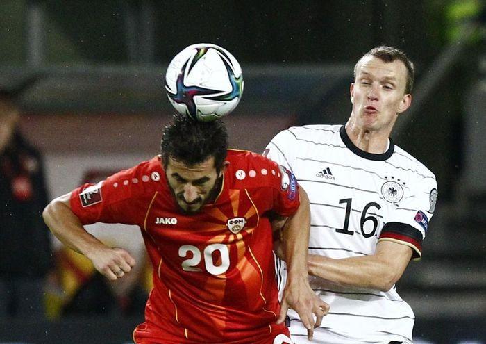 Duc gianh ve du VCK World Cup 2022 sau tran thang dam Bac Macedonia
