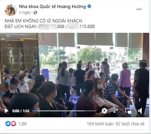 Dai gia hua tra Ho Van Cuong 10 ty cat xe: Nha khoa Hoang Huong tung bi thu hoi giay phep-Hinh-4