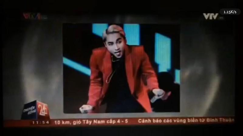 VTV gay nhieu don doan khi nham anh Son Tung voi Big Bang?