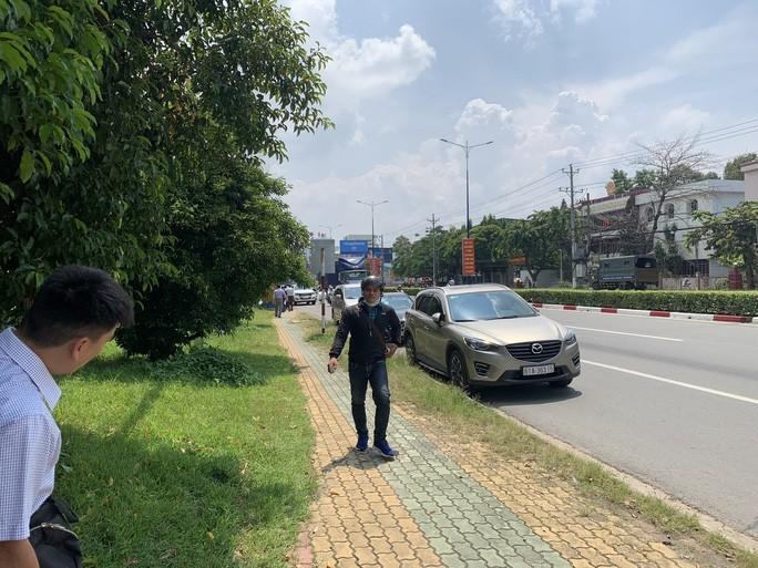 Vu no trong Cuc thue Binh Duong: Luc luong nghiep vu quan doi den hien truong
