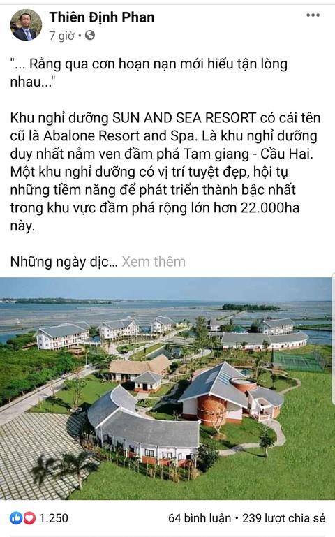 Chu resort hang sang san sang don nguoi cach ly vi dich Covid-19