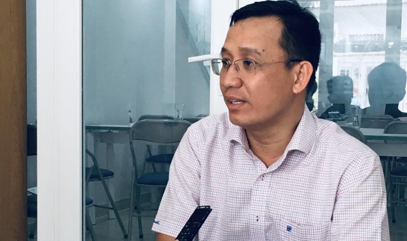 Tien si Bui Quang Tin roi lau tu vong: Nhung ai