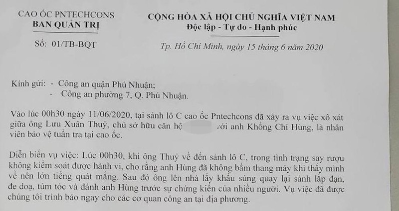 Sep Deo Ca cam sung doa bao ve: Cong an xac dinh la sung do choi-Hinh-2