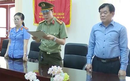 Son La: Huy bo quyet dinh nghi huu doi voi ong Hoang Tien Duc