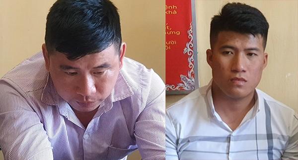Lao Cai: Bat 2 doi tuong van chuyen 10 kg ma tuy da-Hinh-2