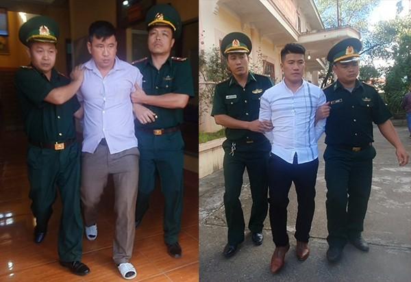 Lao Cai: Bat 2 doi tuong van chuyen 10 kg ma tuy da