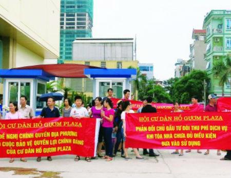 Chung cu Ho Guom Plaza sai pham: Cu dan phan no nhat dieu gi?-Hinh-3