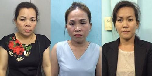 Bang moc tui o duong hoa Nguyen Hue sa luoi