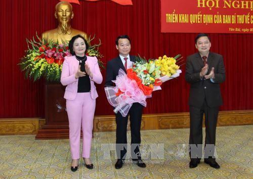 Thu truong Xay dung giu chuc Pho bi thu Tinh uy Yen Bai-Hinh-2
