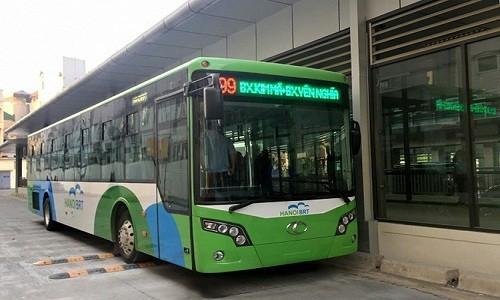 Tuyen buyt nhanh BRT thu 2 co gi dac biet?