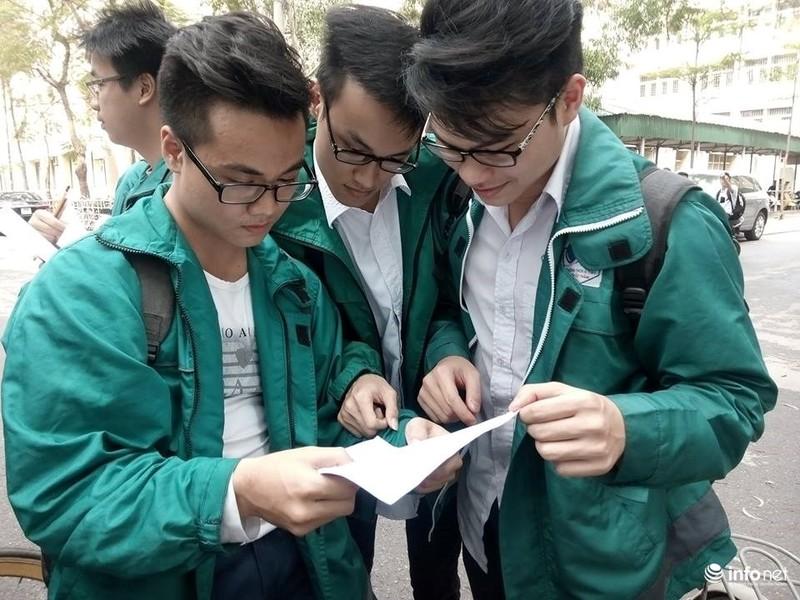 De thi thu Ha Noi xay ra loi: Phuong an cham thi nhu the nao?-Hinh-2