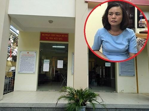 "Diem nong 24h: Dinh chi PCT phuong ""hanh"" dan xin giay chung tu"