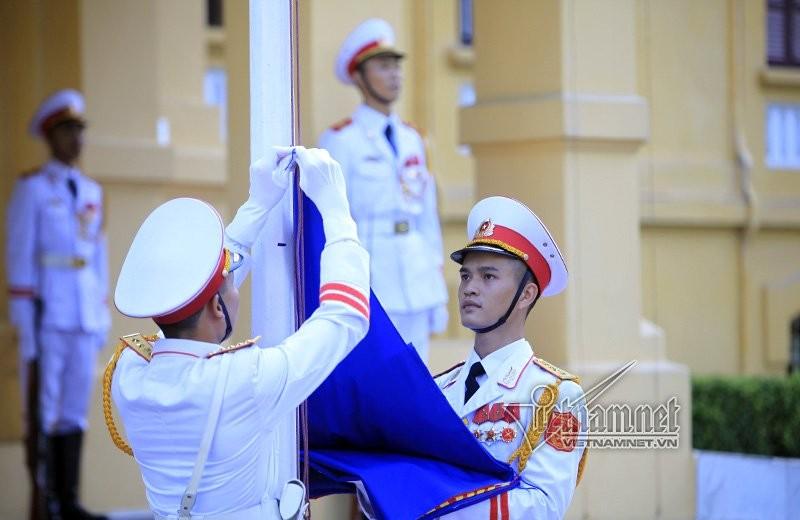 Anh: Can canh Le thuong co ASEAN nam 2017 tai Ha Noi-Hinh-2
