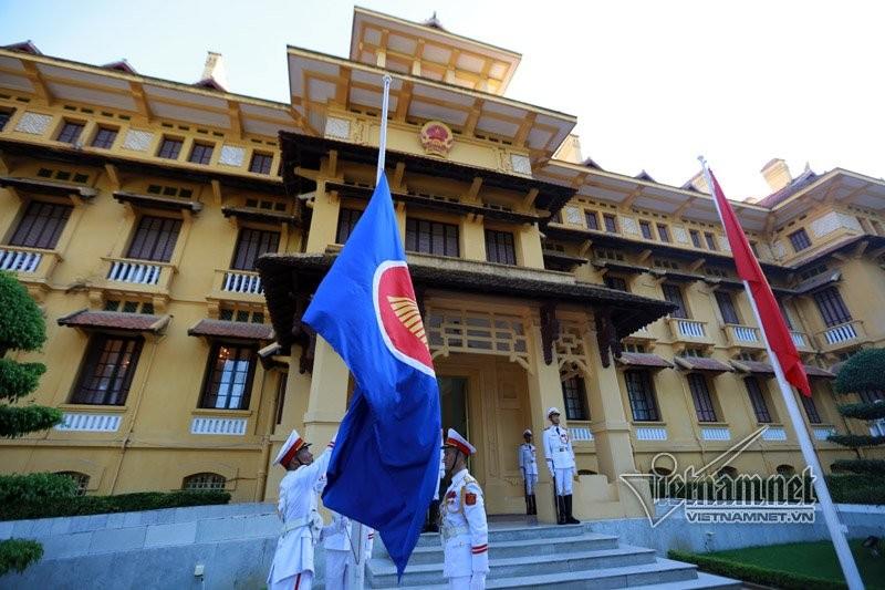 Anh: Can canh Le thuong co ASEAN nam 2017 tai Ha Noi-Hinh-4