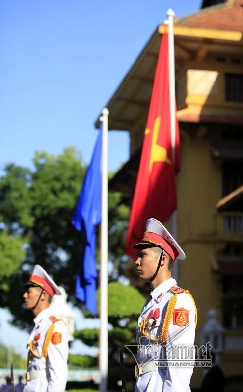 Anh: Can canh Le thuong co ASEAN nam 2017 tai Ha Noi-Hinh-6