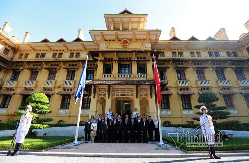 Anh: Can canh Le thuong co ASEAN nam 2017 tai Ha Noi-Hinh-8