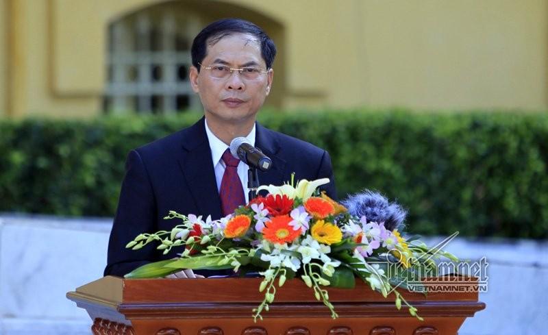 Anh: Can canh Le thuong co ASEAN nam 2017 tai Ha Noi