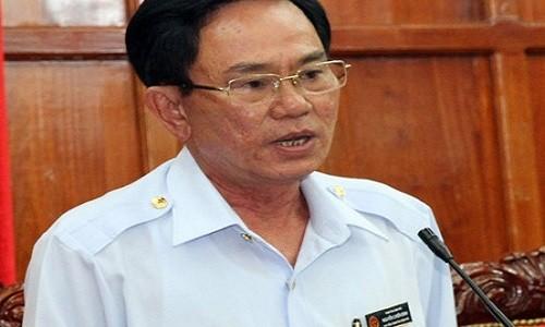 Vi sao nguyen Pho tong thanh tra CP khong nhan duoc luong huu?