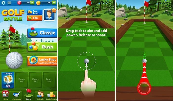 """Luyen co"" tai gia khong ton kem voi game Golf tren smartphone-Hinh-6"