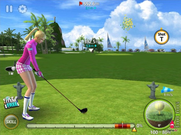 """Luyen co"" tai gia khong ton kem voi game Golf tren smartphone-Hinh-9"