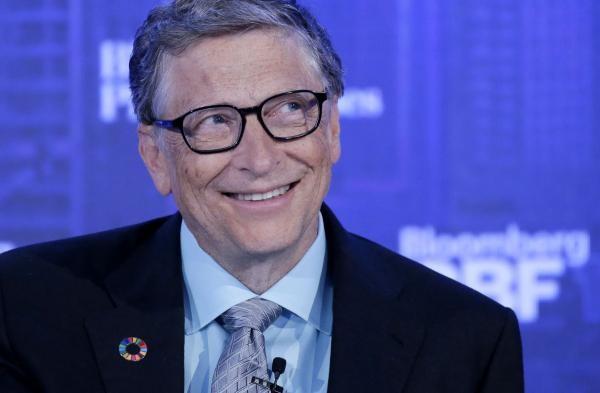 Ty phu Bill Gates mua sa mac xay thanh pho thong minh