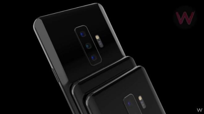 Samsung Galaxy S10 qua dep, fan iPhone X chia dan xe nghe?-Hinh-2
