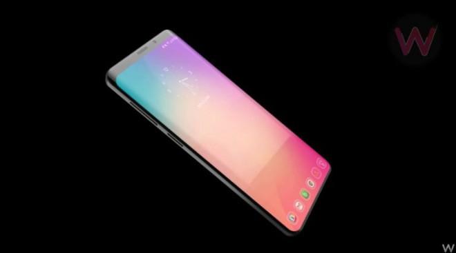Samsung Galaxy S10 qua dep, fan iPhone X chia dan xe nghe?-Hinh-3