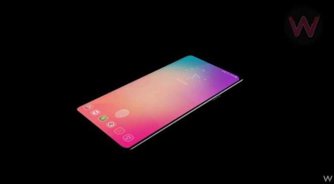 Samsung Galaxy S10 qua dep, fan iPhone X chia dan xe nghe?-Hinh-4