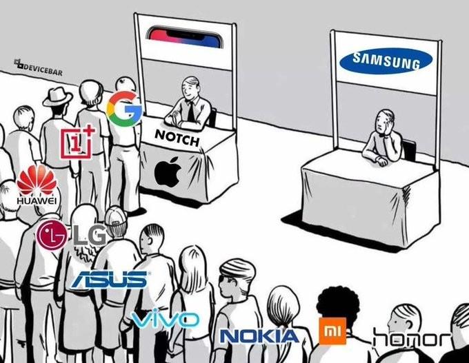 """Motorola bi che gieu """"khong biet xau ho"""" khi nhai iPhone X trang tron-Hinh-3"""