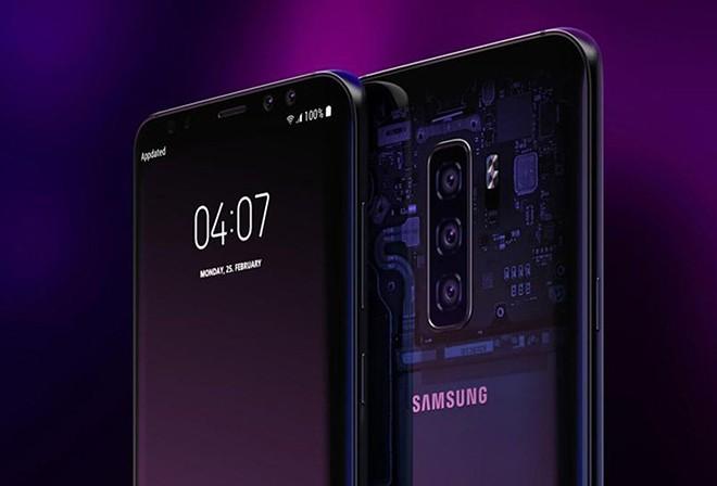 Samsung Galaxy S10 di kem voi thiet ke moi, nhieu mau sac-Hinh-2