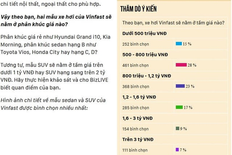 Gia xe VinFast co the tu 1,2 - 1,9 ty dong?-Hinh-3