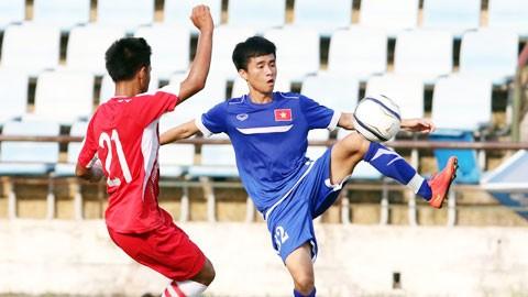 U19 Viet Nam - U19 Malaysia: Cuoc doi dau nong nhat bang B