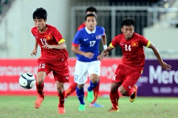U19 VN - U19 Singapore: Viet Nam phai thang!