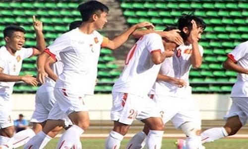 U19 Viet Nam - U19 Myanmar: Chi can hoa de di tiep