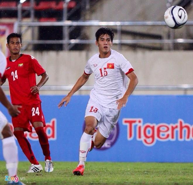 U19 Viet Nam 2-0 U19 Myanmar: Hien ngang vao ban ket-Hinh-3