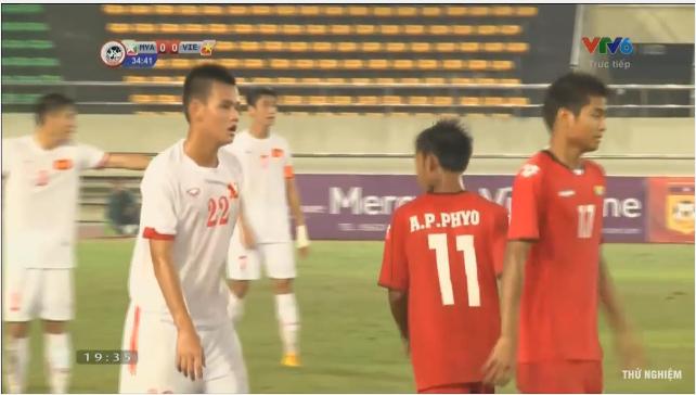 U19 Viet Nam 2-0 U19 Myanmar: Hien ngang vao ban ket-Hinh-4