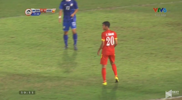 U19 Viet Nam 0-6 U19 Thai Lan: Giac mo con dang do-Hinh-3