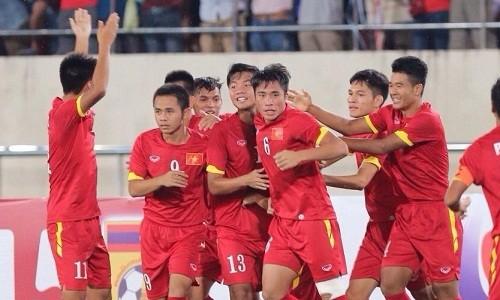 U19 VN - U19 Dong Timor: Bao ve ngoi dau thanh cong