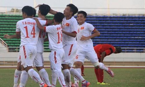 U19 VN - U19 Myanmar: Can hoa la den VCK U19 chau A