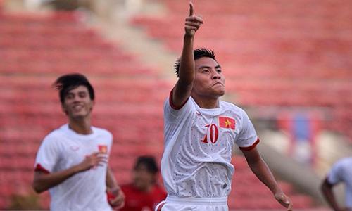 U19 Viet Nam thiet quan truoc tran dau quan trong