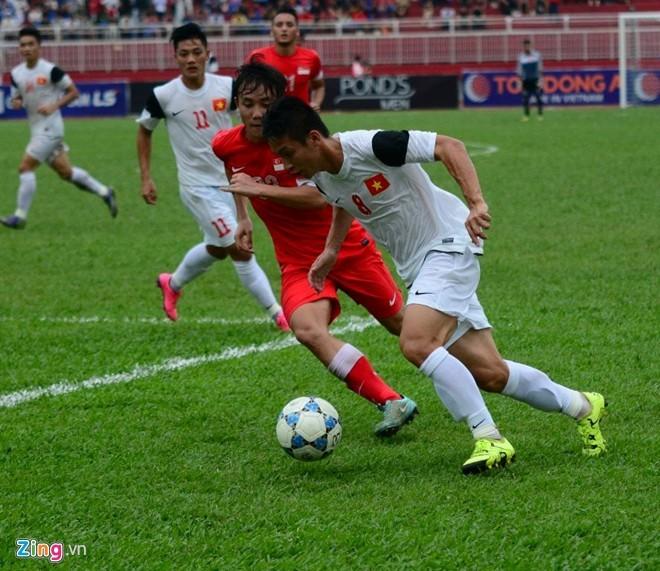 Lo la phut cuoi, U21 Viet Nam thua U21 Singapore cay dang-Hinh-3